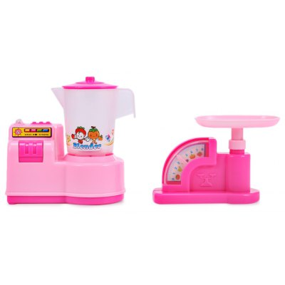 2pcs Baby Kids Mini Simulation Kitchen Appliance Toy