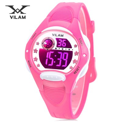 VILAM 10012 LED Digital Sports Watch