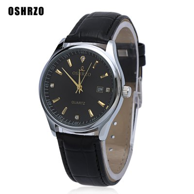 OSHRZO Men Quartz Watch