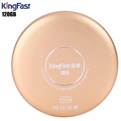 KingFast P600 Mini USB 3.0 unità disco rigido in metallo