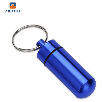 Buy BLUE Aotu AT7605 Medicine Bottle for $1.01 in GearBest store