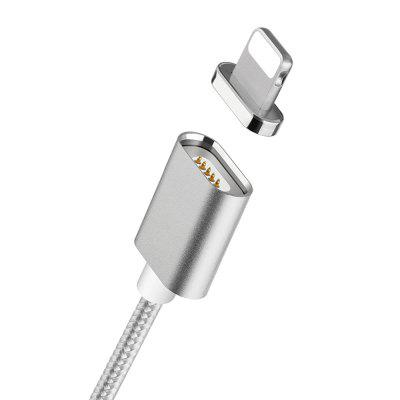 Moizen M2sr Magnetic Adapter Data Charging Wire for iPhoneiPhone Cables &amp; Adapters<br>Moizen M2sr Magnetic Adapter Data Charging Wire for iPhone<br><br>Package Contents: 1 x Cable, 1 x 8 Pin Plug-in Head, 1 x Bilingual User Manual in English and Chinese<br>Package Size(L x W x H): 15.00 x 7.50 x 1.20 cm / 5.91 x 2.95 x 0.47 inches<br>Package weight: 0.0600 kg<br>Product weight: 0.0200 kg
