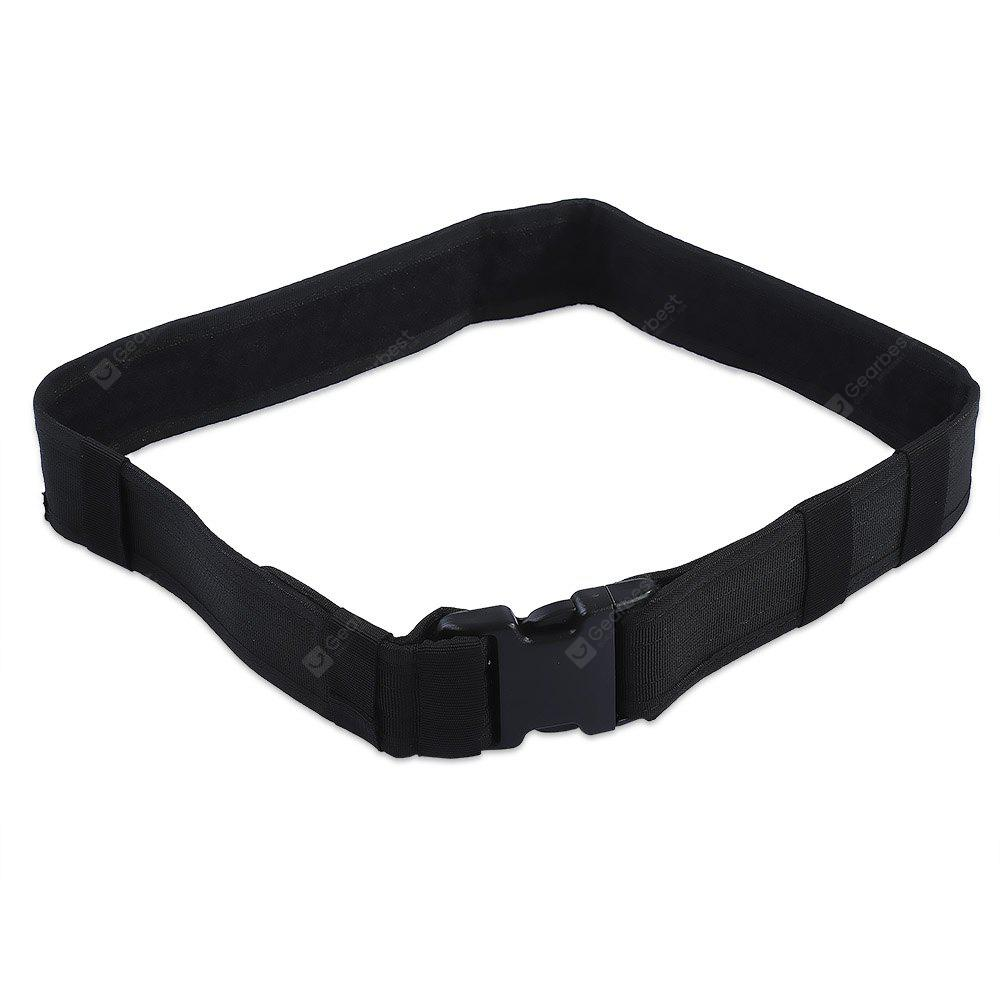 Outdoor Adjustable Tactical Belt Military Waistband
