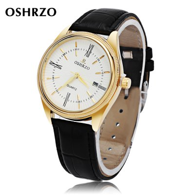 OSHRZO Chic Men Quartz Watch