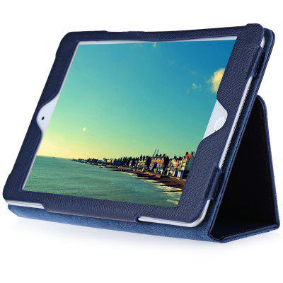 Ultra Slim Lychee Lines Case for iPad Mini 4