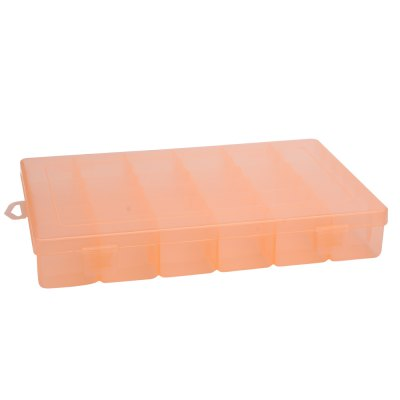 Detachable 36 Compartments Plastic Storage Box