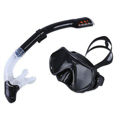 Diving Anti-fog Mask Goggles Snorkeling Set
