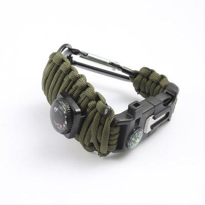 Multifunctional Survival Bracelet Kit