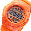 VILAM 0600 Digital Sports Watch - DOUCE ORANGE