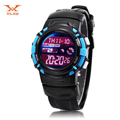 VILAM 0598 Digital Sports Watch