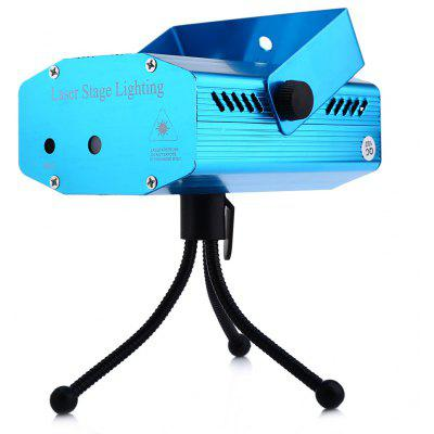 MGY-001 Red and Green Laser Lights Lighting Projector