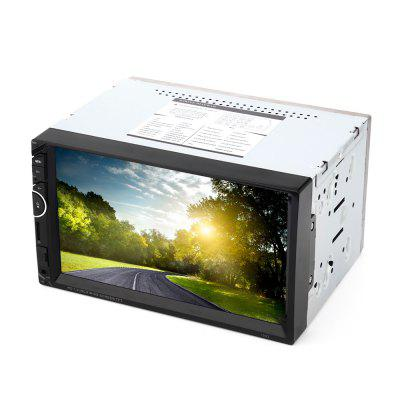 7002 7 inch 2-din 12V Car Multimedia MP5 Player