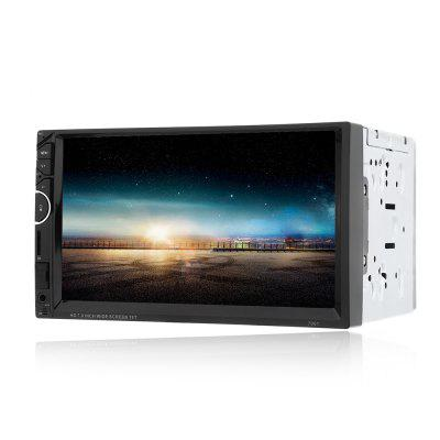 7001 7 inch 2-din 12V Car Multimedia MP5 Player