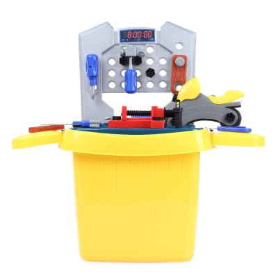 27pcs Baby Kids Luxury Simulation Repair Tools Box