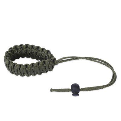 Outdoor Survival DIY Camera Paracord Bracelet
