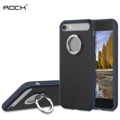 Rock M2 Magnetic Ring Kickstand Phone Case for iPhone 7