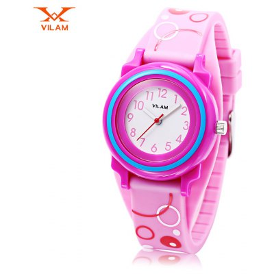 VILAM 11007 Children Quartz Watch