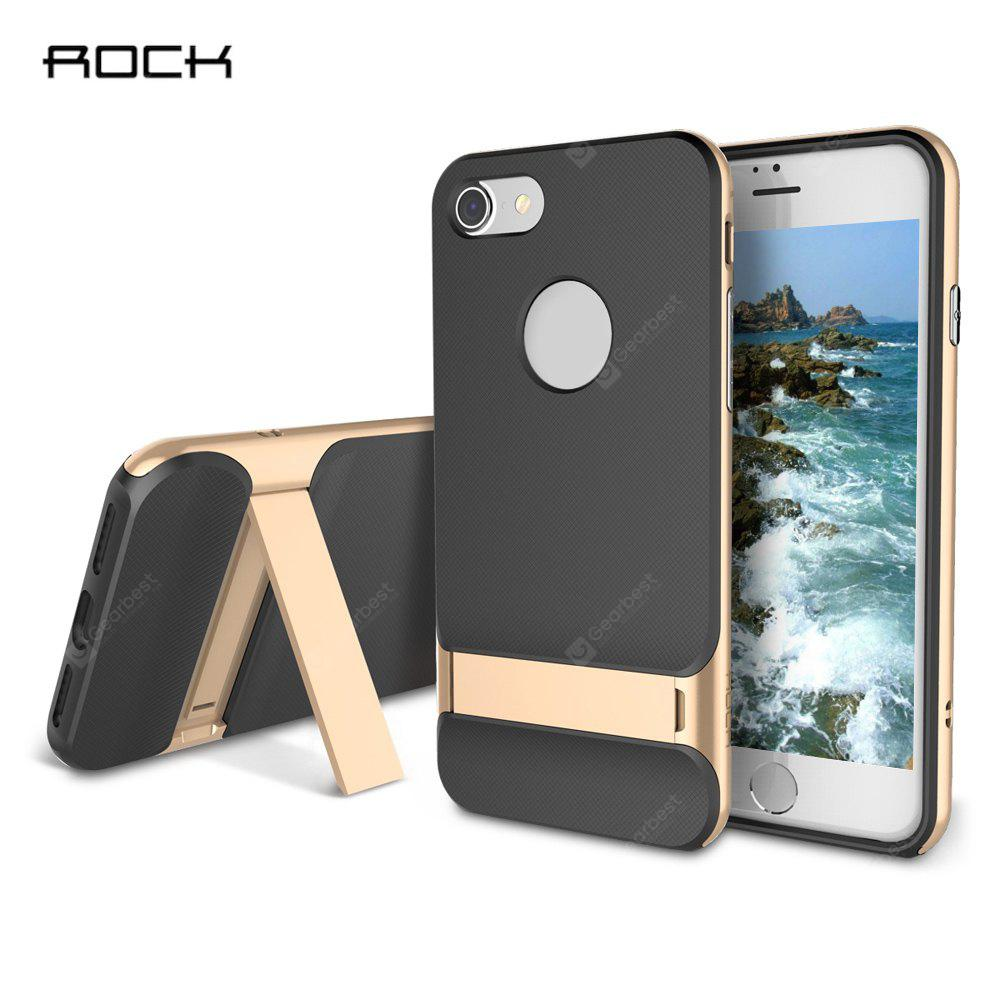 ROCK Royce Series with Kickstand Back Cover for iPhone 7 Plus