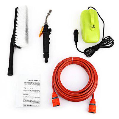 BOJIN 12V 60W Diving High Pressure Car Washer