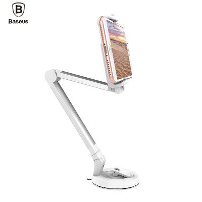 Baseus SUQJ - 0S 360 Degree Rotating Hands Free Smart Phone Clip Stand
