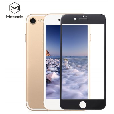 Mcdodo 3D Anti-blue Tempered Glass Film for iPhone 7