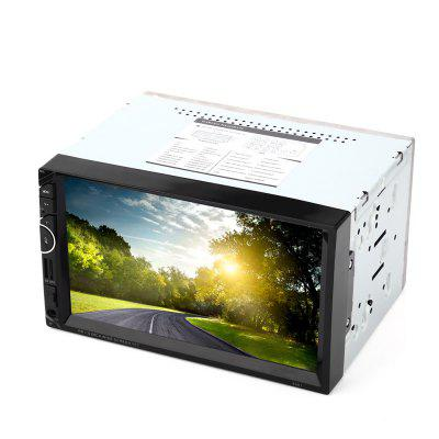 8001 7 inch 2-din 12V Car Multimedia MP5 Player
