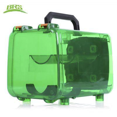 BRS - Q5 Outdoor Picnic Camping Power Gas Tank Bin Unit
