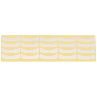 100 Pairs Eyelash Extension Sticker Pads