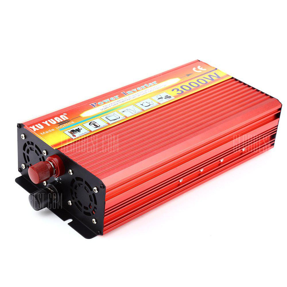 Image result for XUYUAN 3000W Vehicle Mounted Solar Power Inverter