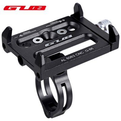 GUB MTB Motorcycle Bike Aluminum Alloy Phone Stand
