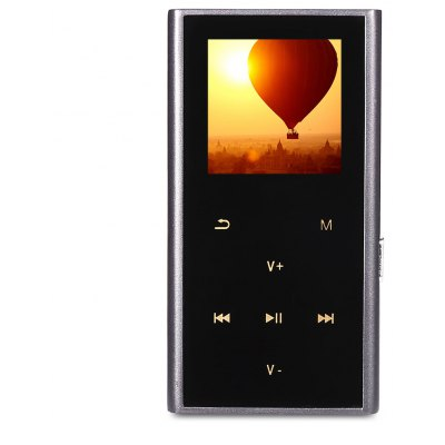 Portable FM Radio E-book MP3 Music Player