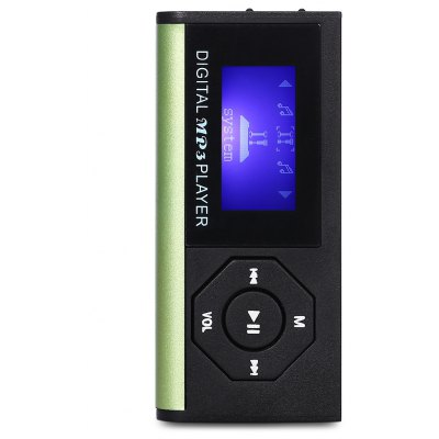 Mini Portable 0.9 inch MP3 Music Player