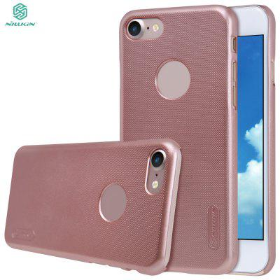Buy ROSE GOLD NILLKIN F HC Frosted Shield Case for iPhone 7 for $6.59 in GearBest store