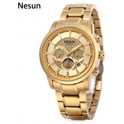 Nesun MS9808 Male Auto Mechanical Watch
