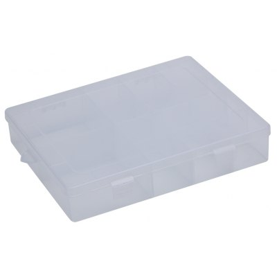 Detachable 14 Compartments Plastic Storage Box