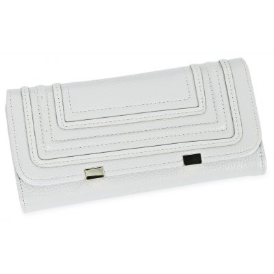 Detachable Cell Phone Envelope Clutch Wallet for Women