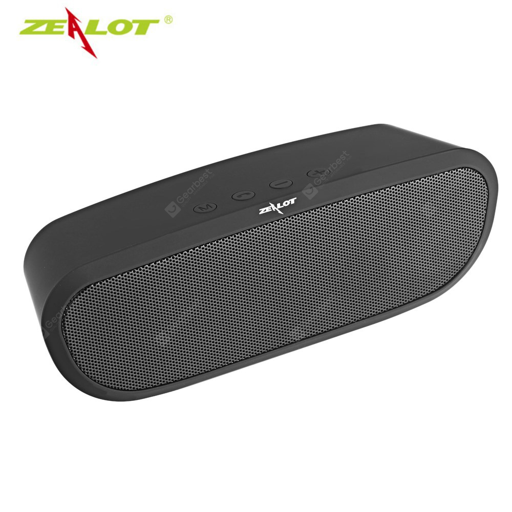 Zealot S9 Portable Speaker Bluetooth 1653 Free Shipping Loudspeaker Protection With Soft Start