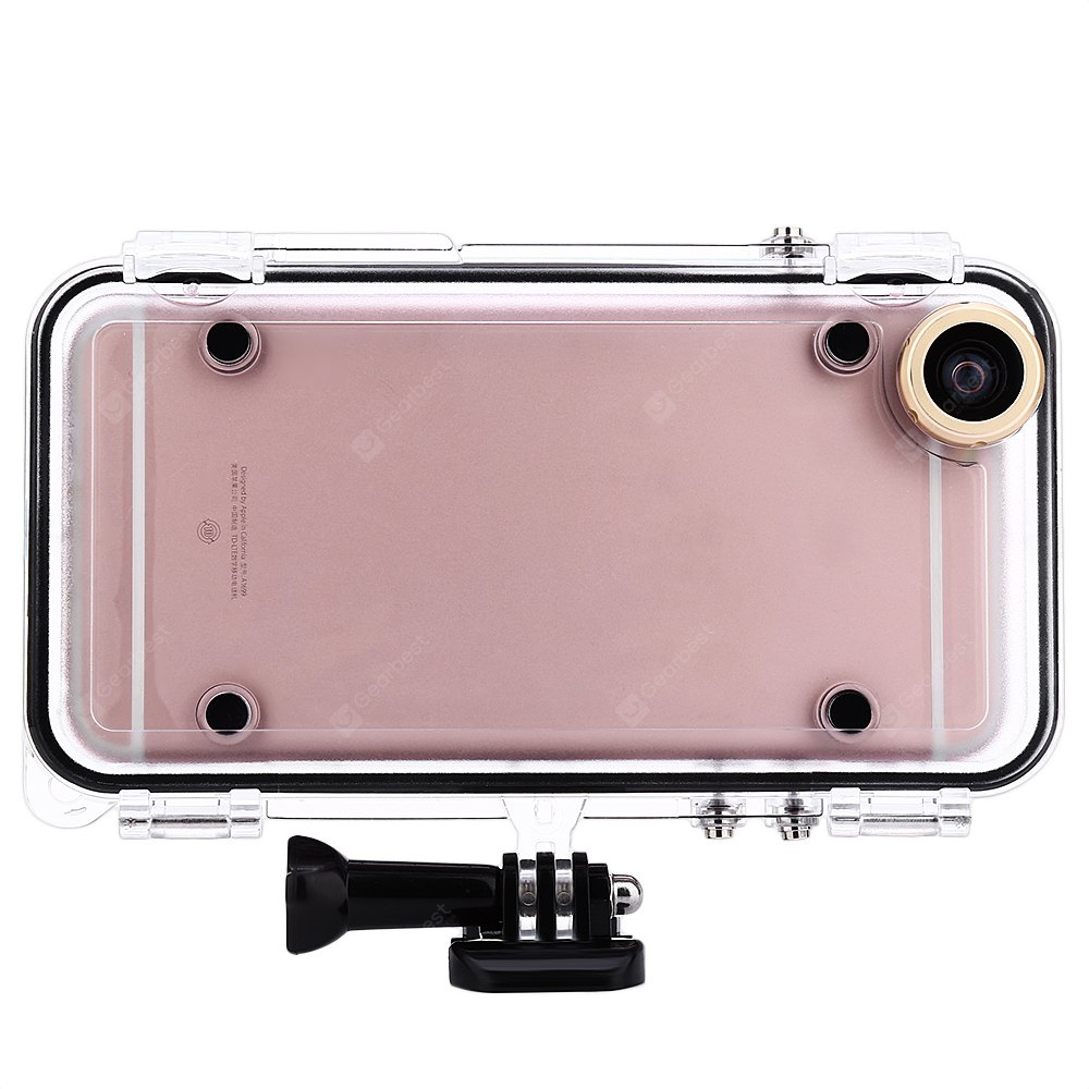 Diving Waterproof Cover Case for iPhone 6 / 6S Plus