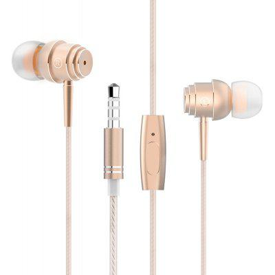 ELE E1 HiFi Drive-by-wire Music Earphones Headphones