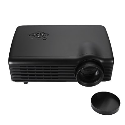 Co680 LCD Projector Media Playerprojectors<br>Co680 LCD Projector Media Player<br><br>3D: Yes<br>Aspect Ratio: 16:9 / 4:3<br>Audio Formats: WMA / MP3 / M4A / AAC<br>Bluetooth: Unsupport<br>Brightness: 2000LM<br>Built-in Speaker: Yes<br>Color: Black<br>Compatible with: Xbox, Sony PS4<br>Contrast Ratio: 3000:1<br>Display type: LCD<br>DVB-T Supported: No<br>External Subtitle Supported: No<br>Image Scale: 16:9,4:3<br>Image Size: 50 - 150 inch<br>Interface: VGA, USB, HDMI, AV, Audio Out Port, Audio In<br>Lamp: LED<br>Lamp Life: 30000 hours<br>Lamp Power: 95W<br>Material: ABS<br>Model: Co680<br>Native Resolution: 800 x 600<br>Noise (dB): 30dB<br>Package Contents: 1 x LCD Projector Media Player, 1 x Remote Control, 1 x AV Cable, 1 x English User Manual, 1 x HDMI Cable, 1 x Power Adapter<br>Package size (L x W x H): 36.00 x 28.50 x 16.00 cm / 14.17 x 11.22 x 6.3 inches<br>Package weight: 3.0450 kg<br>Picture Formats: JPEG / BMP / PNG<br>Power Supply: 100-240V<br>Product size (L x W x H): 32.00 x 20.50 x 8.50 cm / 12.6 x 8.07 x 3.35 inches<br>Product weight: 2.3690 kg<br>Projection Distance: 1.5 - 5.0 m<br>Resolution Support: 1920 x 1080<br>Throw Ration: 1:1.5<br>Tripod Height: No<br>Video Formats: MPEG1/2/4 / RM / RMVB / MKV / MOV / DIV / AVI