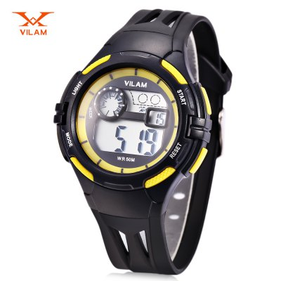 VILAM 0493 Digital Sports Watch