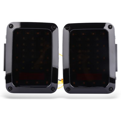 Pair of DC 12V LED Tail Light for Jeep