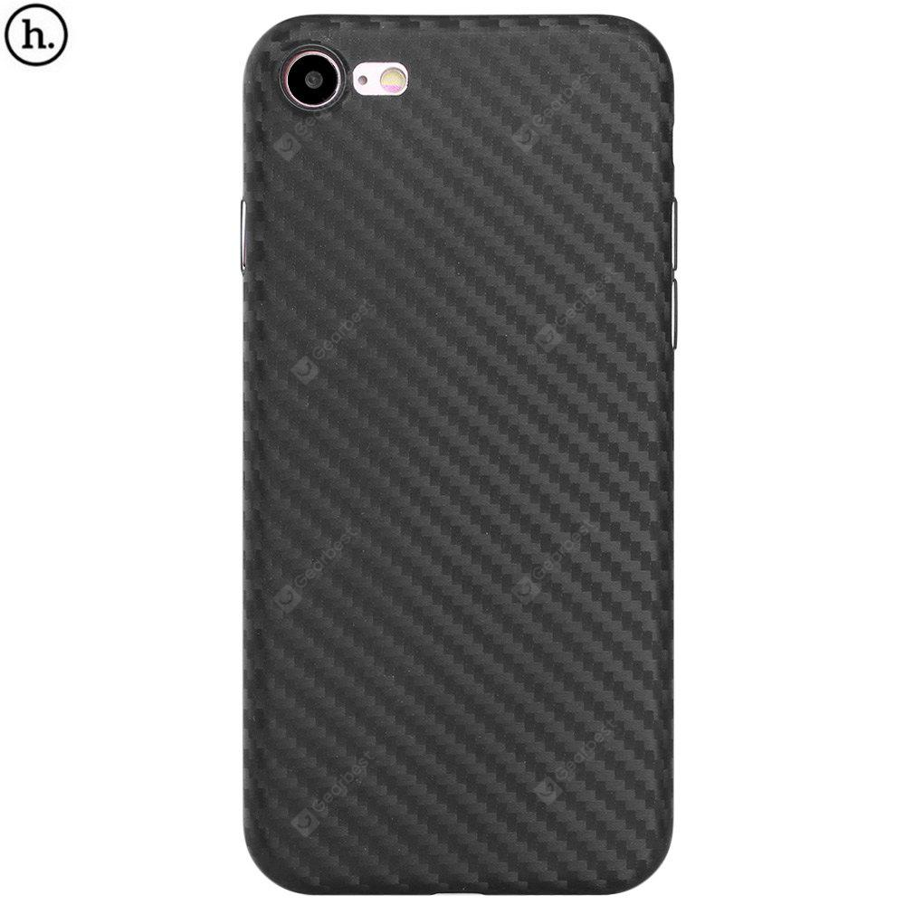 Couverture HOCO Ultra Thin Series Carbon Fiber PP pour iPhone 7