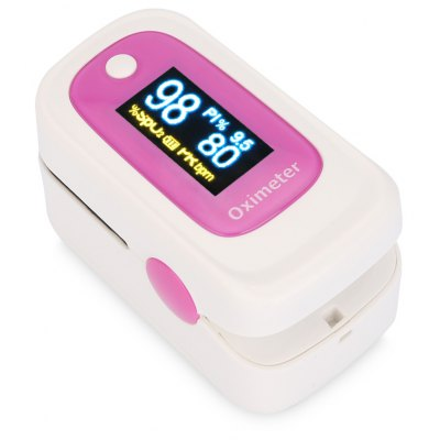 OLED Instant Read Digital Fingertip Pulse Oximeter