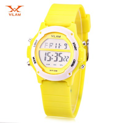 VILAM 06079 Digital Sports Watch