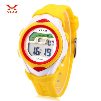 VILAM 0645 Digital Sports Watch