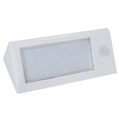 Solar Powered 32 LEDs Motion Light
