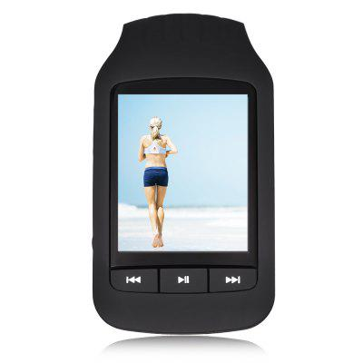 HOTT MU1037 Pedometer Bluetooth FM Radio MP3 Player