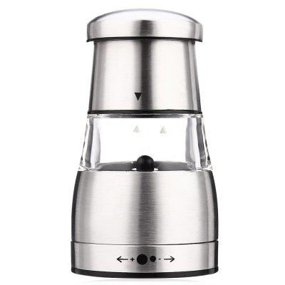 Pepper Spice Stainless Steel Manual Grinder