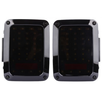 Pair of LED Tail Light Taillamp for Jeep